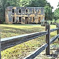 Horton House On Jekyll Island by Gordon Elwell