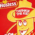 Hostess Twinkie The Kid by Tony Rubino