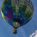 Hot Air Balloon Ow by David Haskett II