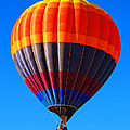 Hot Air Balloon by Roena King