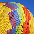 Hot Air Ballooning 2am-110966 by Andrew McInnes