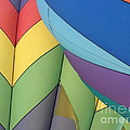 Hot Air Balloons 3 by Jacklyn Duryea Fraizer