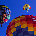 Hot Air Balloons Launch by Garry Gay