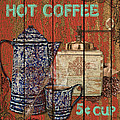 Hot Coffee by Jean PLout