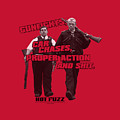 Hot Fuzz - Day's Work by Brand A