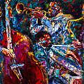 Hot Jazz by Debra Hurd