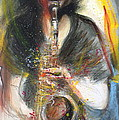 Hot Jazz Man by Gregory DeGroat