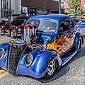 Hot Rod Car by Edward Fielding