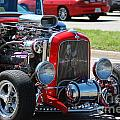 Hot Rod Engine by Optical Playground By MP Ray