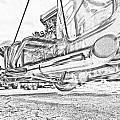 Hot Rod Exhausting by Jorge Perez - BlueBeardImagery