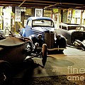 Hot Rod Garage by Alan Johnson