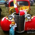 Hot Rod Pickup Truck by Chris W Photography AKA Christian Wilson