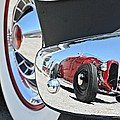 Hot Rod Reflecton  by Steve Natale