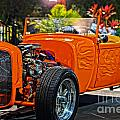Hot Rod by Ronald Chacon
