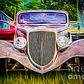 Hot Rod Show by Perry Webster