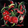 Hot Salsa by Maura Satchell