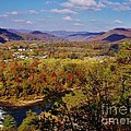Hot Springs Overlook by Janice Spivey