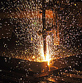 Hot Steel by Jason Blain