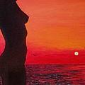 Hot Sunset by Alexander Almark