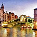 Hot Venetian Nights by Georgiana Romanovna