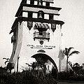 Hotel Agua Caliente Mexico by Marilyn Hunt