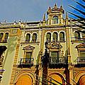 Hotel Alfonso Xiii - Seville by Juergen Weiss
