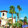 Hotel California Palm Springs by William Dey