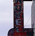 Hotel Club And Bar  Plentywood Montana by Jeff Swan