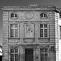 Hotel De Brantes - Avignon France by Allen Sheffield