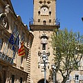 Hotel De Ville - Aix En Provence by Christiane Schulze Art And Photography