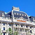 Hotel Gallia by Valentino Visentini