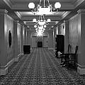 Hotel Hallway by Kirt Tisdale