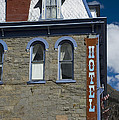 Hotel In Silverton by Jerry McElroy