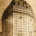 Hotel Pontchartrain Detroit 1910 by Mountain Dreams