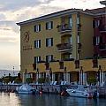Hotel Sirmione. Lago Di Garda by Jouko Lehto