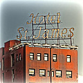 Hotel St. James by Claude LeTien