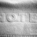 Hotel Towel by Michal Bednarek