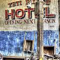 Hotel Yeti by Dale Powell