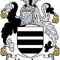 Houghton Coat Of Arms Irish by Heraldry