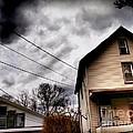 Old House 3 by Miriam Danar