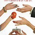 House And Garden 999 Christmas Gifts Cover by Herbert Matter