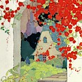 House And Garden Autumn Decorating Number by H. George Brandt