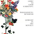 House And Garden Guide To Good Gardening Cover by Herbert Matter