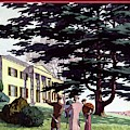 House And Garden Houses For All Tastes Cover by Pierre Brissaud