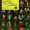 House And Garden How To Plan And Plant by Ilonka Karasz