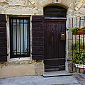 House Arles France Dsc01809  by Greg Kluempers
