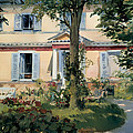 House At Rueil by Mountain Dreams
