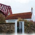 House At The Bridge by Elena Perelman