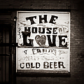 House Of Love Memphis Tennessee by T Lowry Wilson