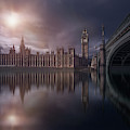 House Of Parliament by Iv?n Ferrero